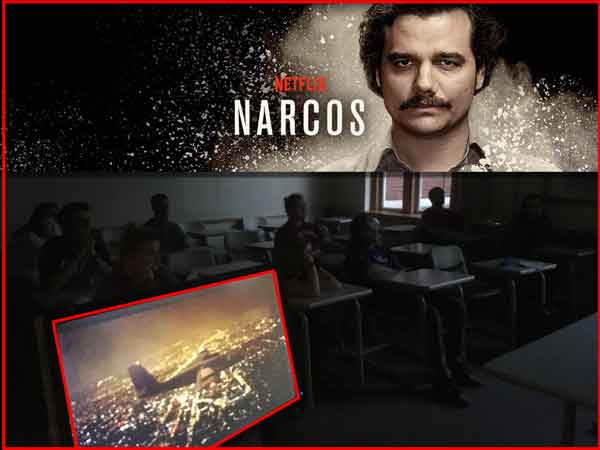 Narcos Movie Night