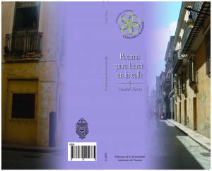Newly published book of poetry by Daniel Torres